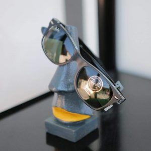 Monture solaire en plastique Ray Ban